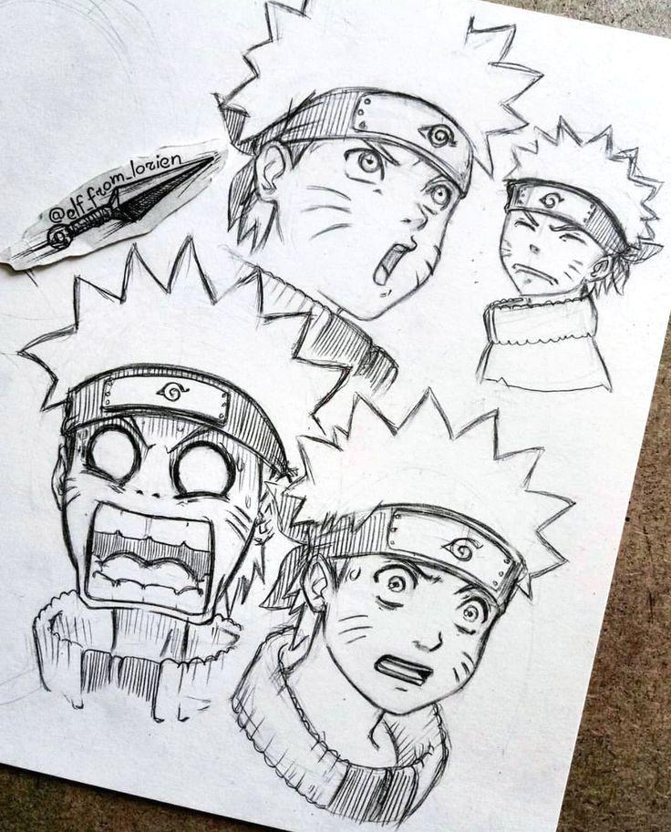 Pin Di Ela Yasar Su Naruto ノ Illustrazioni D Arte Disegni Di Anime Disegno Del Personaggio