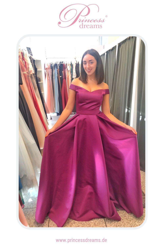 Brautjungfernkleider In Rosa Blau Gold Und Vielen Weiteren Farben Das Abendkleid Aus Der Princess Brautjungfernkleid Abendkleid Brautjungfernkleider Rosa