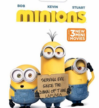 Minions 2015 HD Dual Audio HindiEnglish Movie Free Download