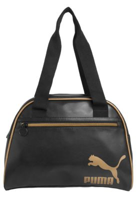 f344766c2 Bolsa Puma Spirit Handbag Preta | Bolsas e Relógios | Bolsas ...