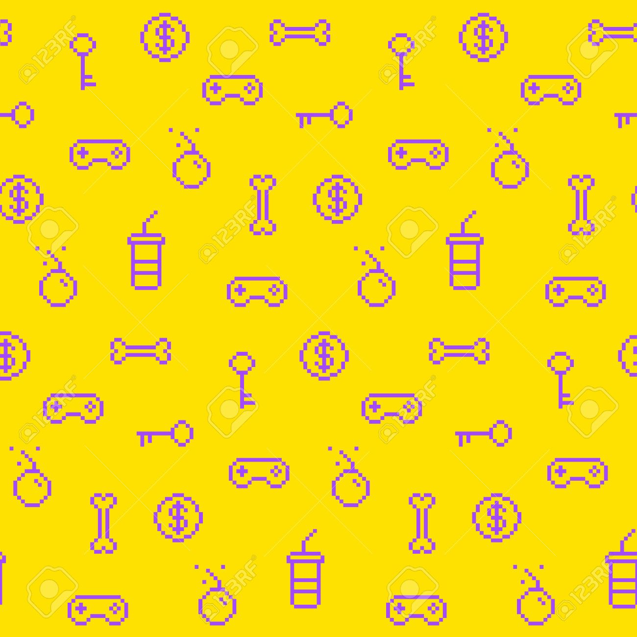 Video Game Pattern Background Google Search Video Game Pattern