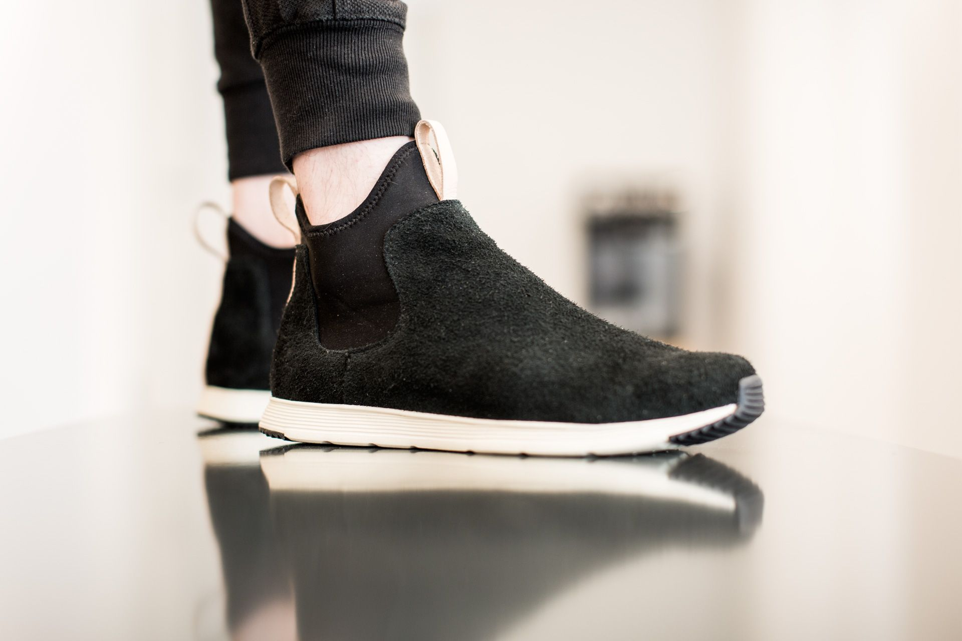 RANSOM BROHM LITE BLACK/BONE available at www.tint-footwear.com/