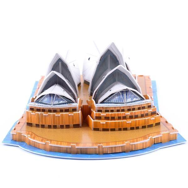 Sydney opera house art projects