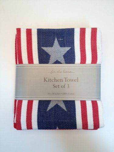 Happy 4th Of July Kitchen Towel Set Kitchen Towel Set