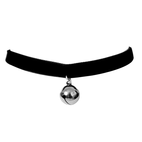 fedee254c0bfe 2.5$ Know more - Punk Gothic Lolita Style Maid Servant Bell Choker ...