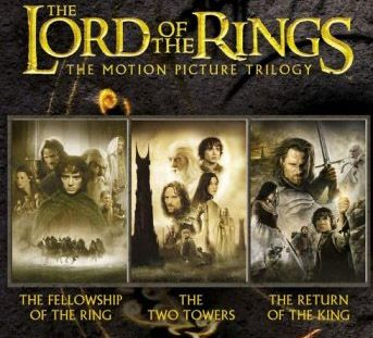Lord Of The Rings Movies In Order