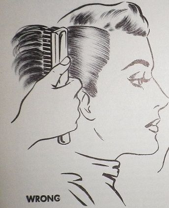 how to make vintage curls
