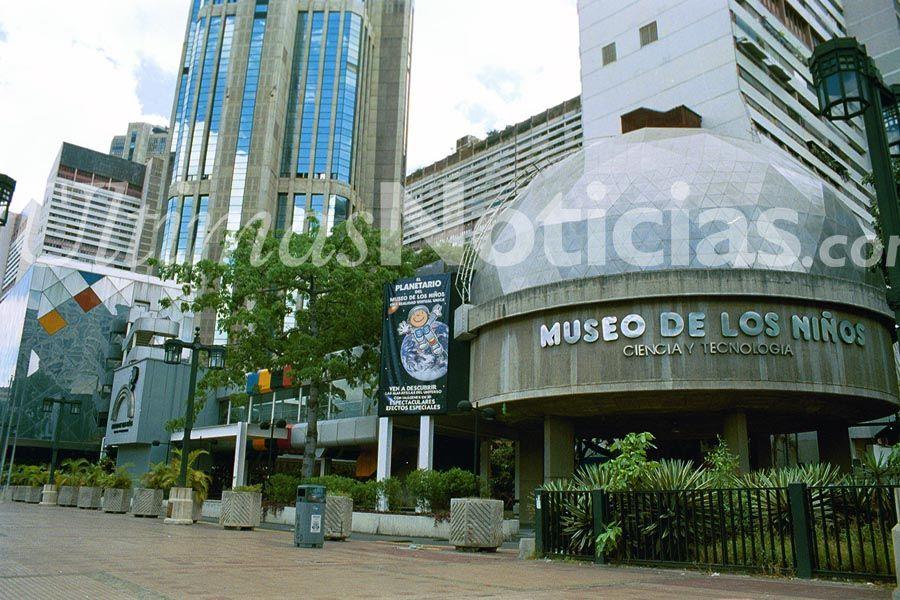 El 5 de agosto de 1982 el Museo de los Niños de Caracas, abrió sus puertas el primer museo para niños de América Latina, en su actual sede en el Complejo Parque Central en el centro de la ciudad. Foto: Archivo Fotográfico/Grupo ÚIltimas Noticias