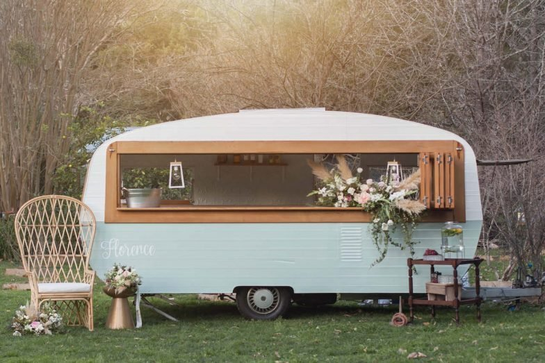 NSW Food Truck Memory Lane Weddings a wedding and event