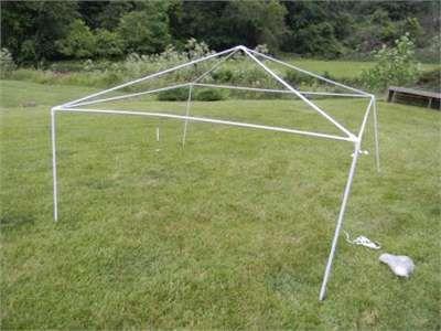 Ive Got A 10x10 Lawn And Party Gazebo Made By Summer Rite Party Gazebo Gazebo Tent Set Up