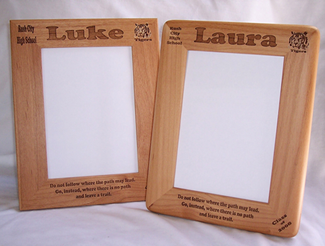 Things Remembered Picture Frames Wooden Photo Frame Is Very Simple