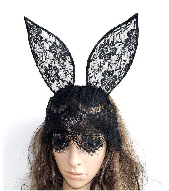 Lace bunny ears bcbg dresses