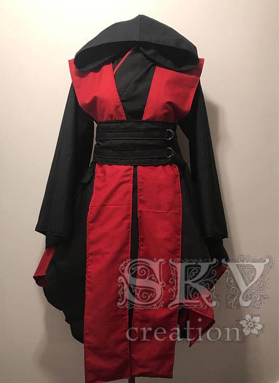 Sith Kimono Dress   My Shop   Pinterest   Sith, Kimono dress and Kimonos