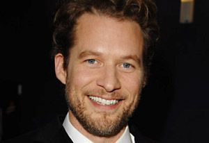 James Tupper...extolling the virtues of Revenge on his daughter....