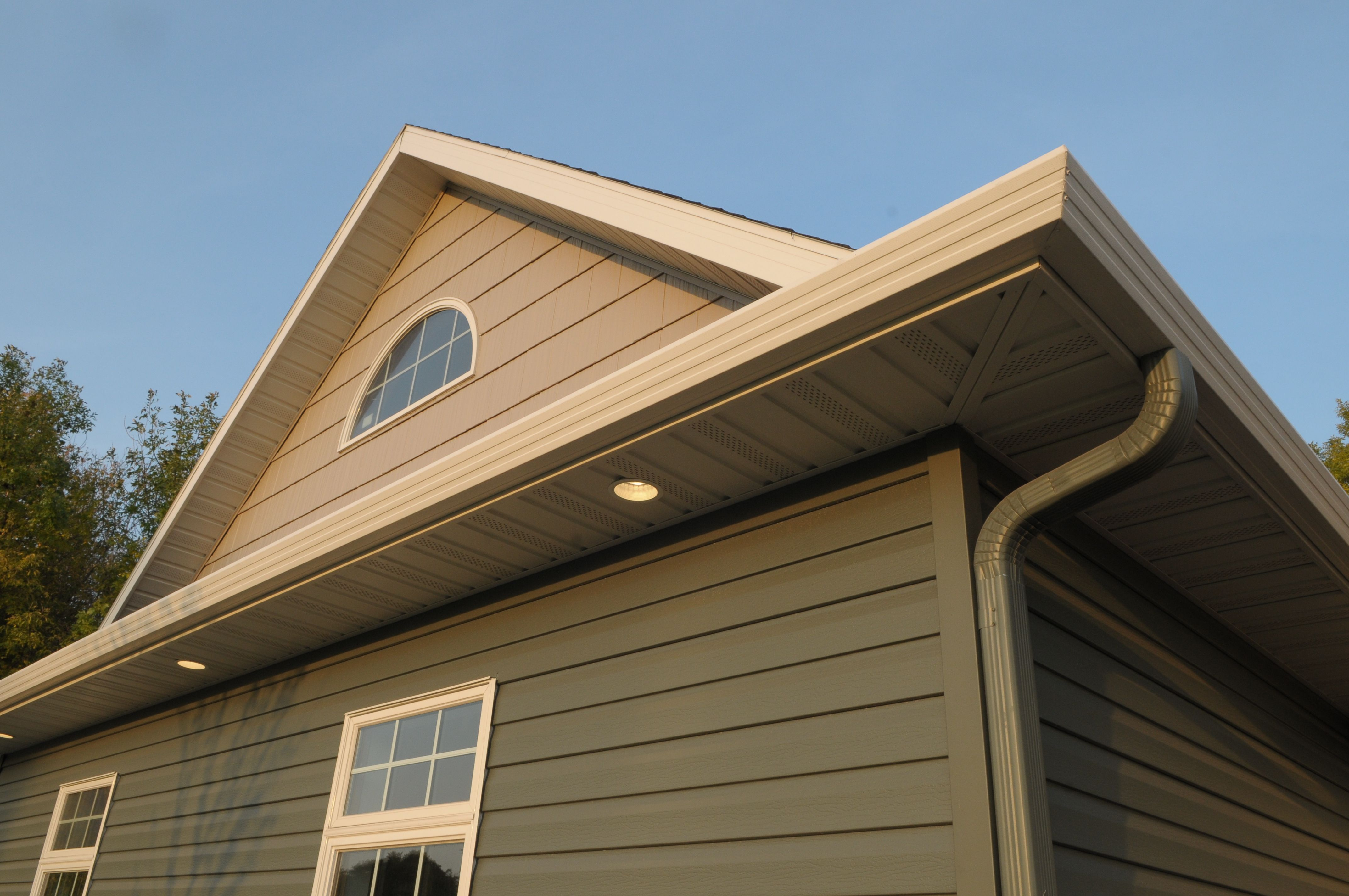 Pin By Abc Seamless On Seamless Steel Gutters How To Install Gutters Commercial Remodeling Gutters