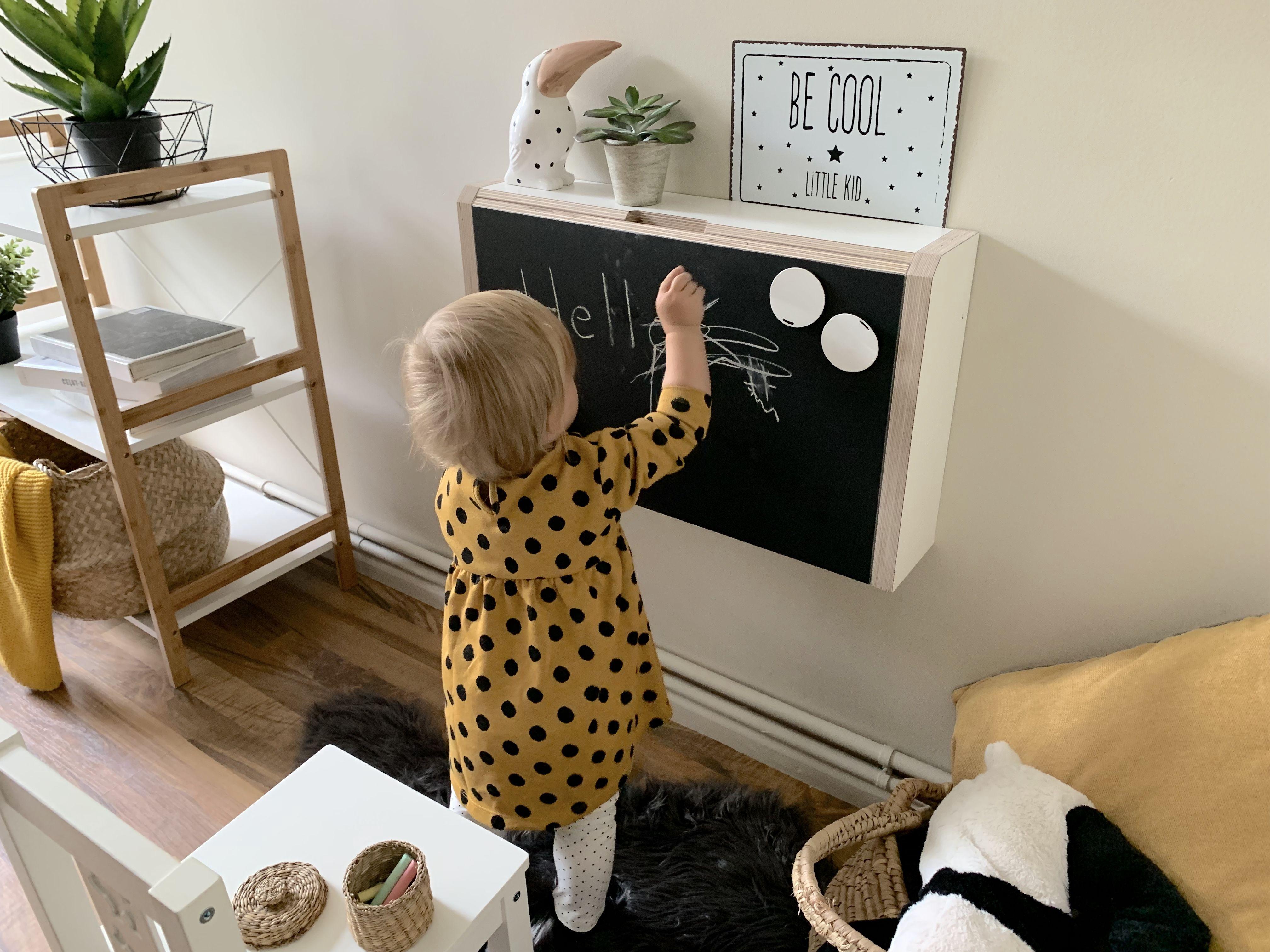 Drawing Table Blackboard Childerns Desk Childrens Table