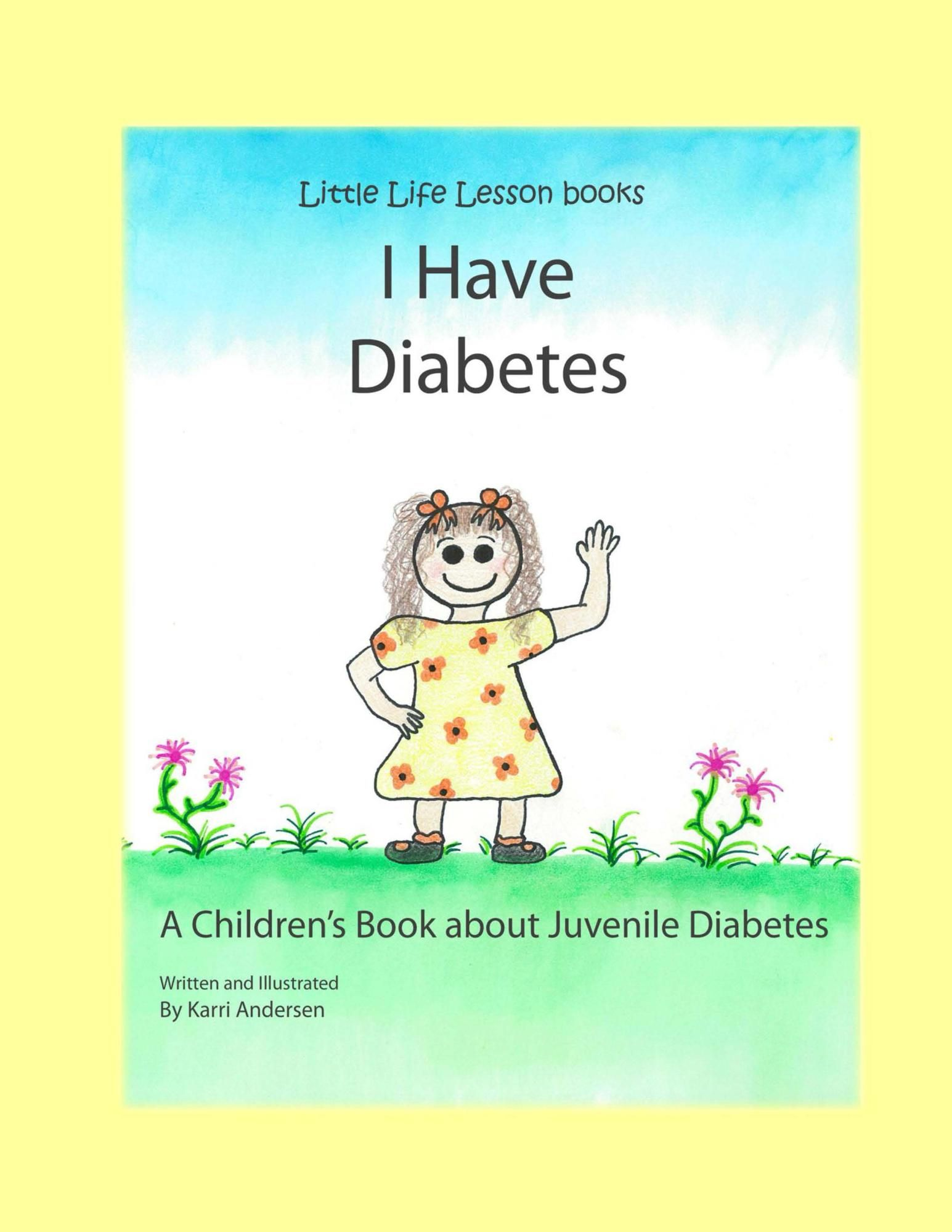 free kids diabetes book for newly diagnosed children with type 1 diabetes this educational kids