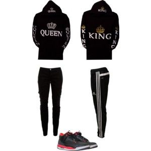 My King an Queen set