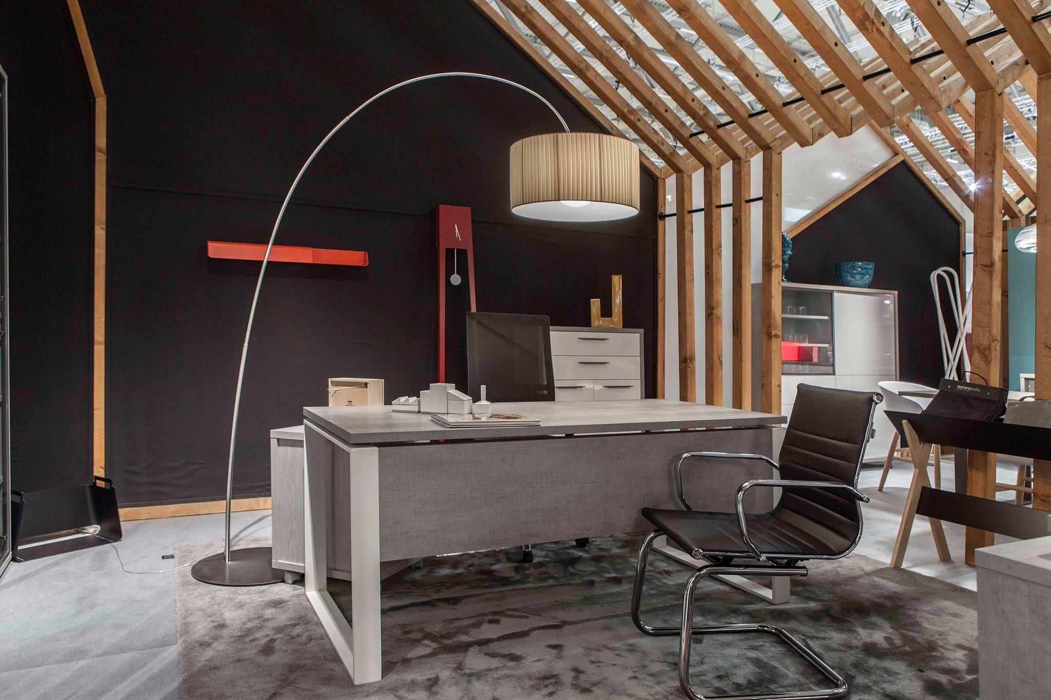 Fog Plissè Lampade da terra ad arco, Lampade, Design