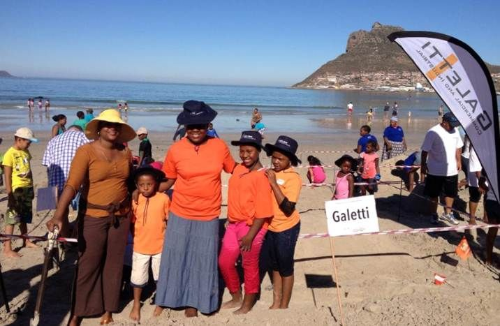 The Galetti-sponsored team entered into the Valley Pre-Primary Sandcastle Building Competition.  More info here: http://blog.galetti.co.za/2013/04/valley-pre-primary-sandcastle-competition-2013/
