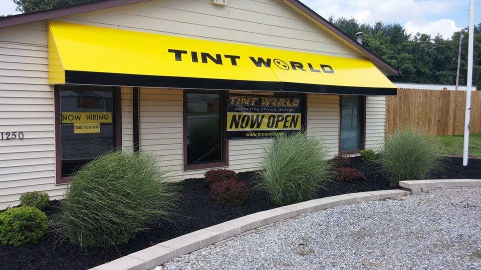 Tint World christiansburg VA