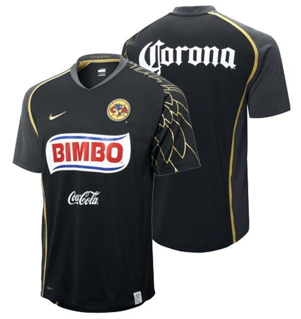 pretty nice 68411 c54f5 Club América 2007-2008 tercer uniforme | club america | Club ...