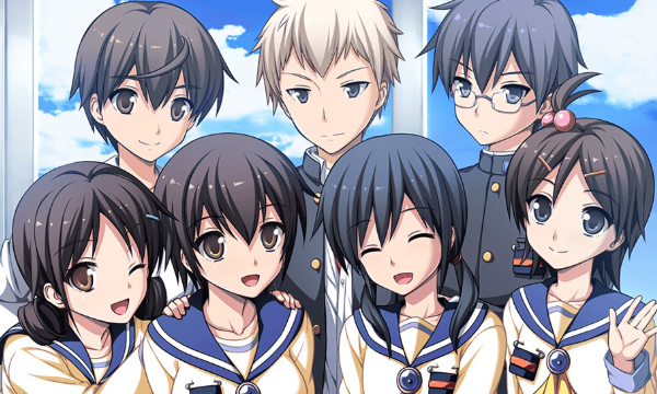 Corpse Party Wiki Corpse party, Corpse, Anime