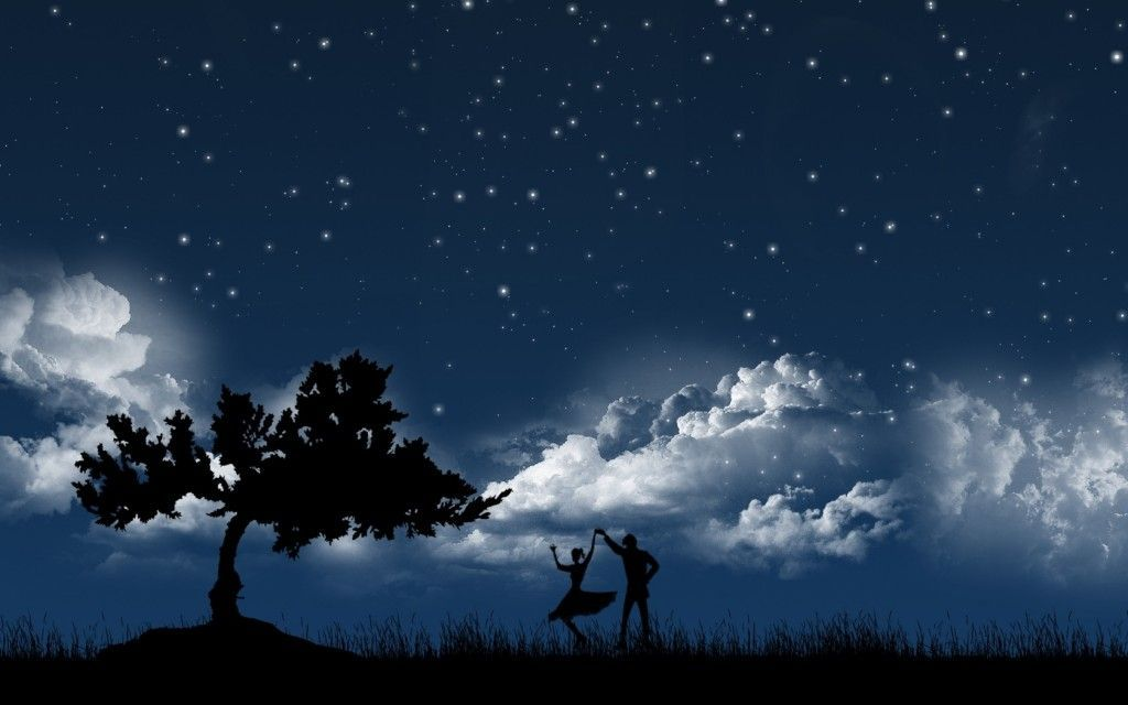 Romantic Moon Anazhthsh Google Dancing In The Moonlight Night Pictures Good Night Wallpaper