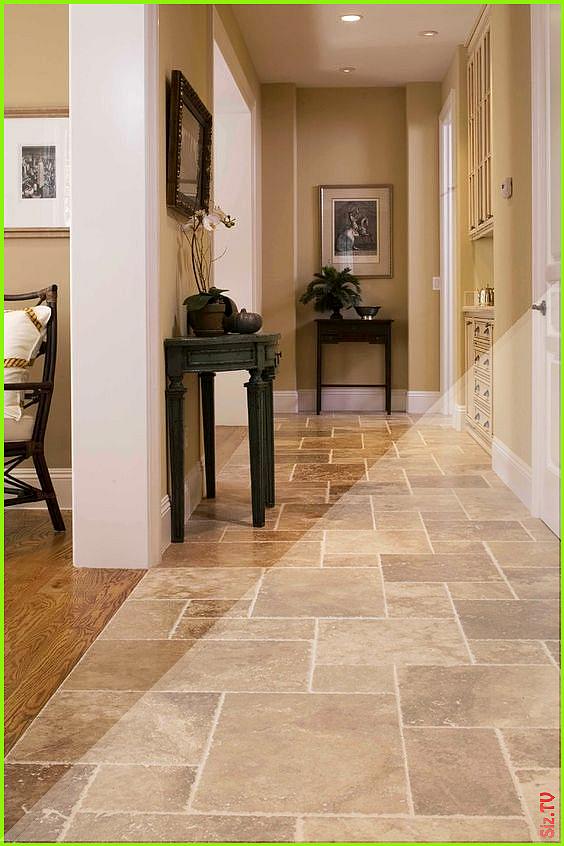 Tile To Hardwood Transition Silk Plants Direct Phalaenopsis Orchid Walnut Versailles Pattern Stone T Kitchen Floor Tile Patterns Trendy Kitchen Tile Tile Floor