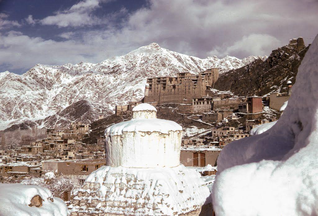 Royal Palace and Tsemo Fort, Leh, Ladakh