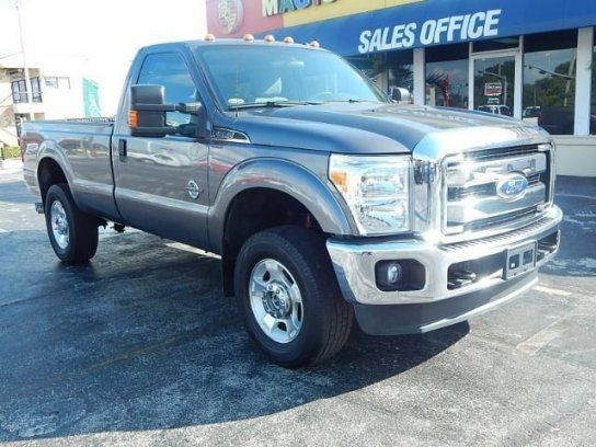 Cars For Sale Used 2012 Ford F350 In 4x4 Regular Cab Super Duty Miami Fl 33144 Details Truck Autotrader Ford F350 Autotrader Used Ford