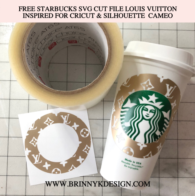 Pin On Starbucks Cups Crafts