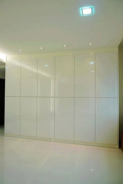 Floor To Ceiling Wall Cabinets For Storage Living Room