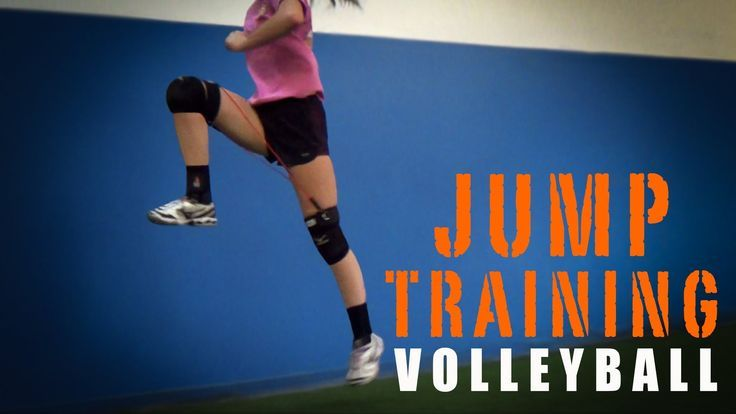 Volleyball Players | How to Jump Higher | Volleyball Exercises