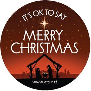 ok to say merry christmas