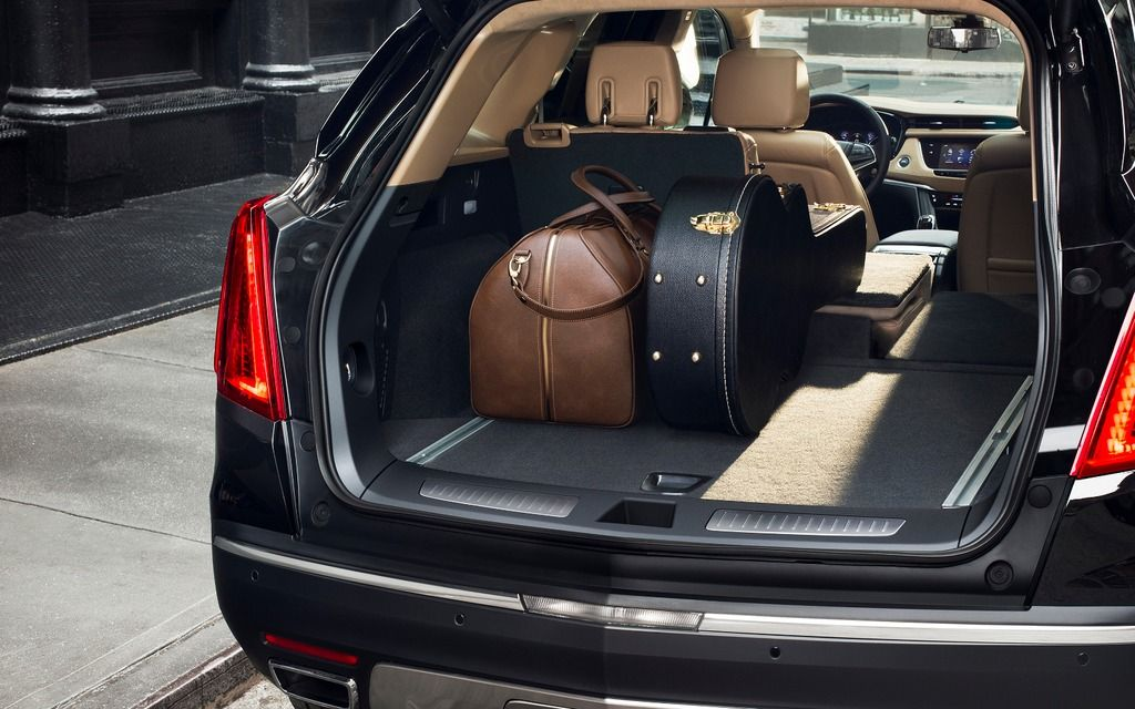 2017 Cadillac XT5 Picture Gallery photo 4 9 The Car Guide