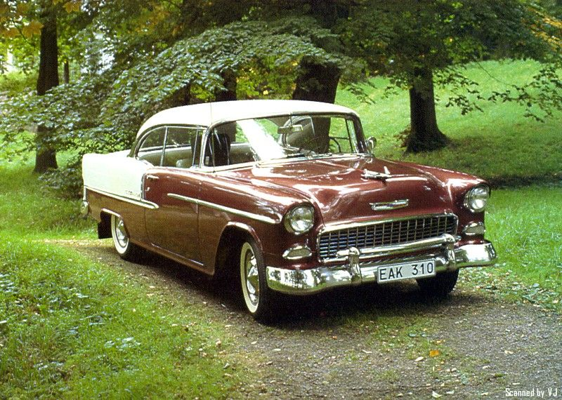 1955 Chevrolet Bel Air Sport Coupe Classic Cars Trucks Car Chevrolet Classic Cars