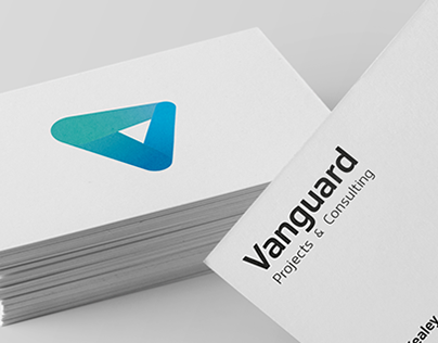 Check Out New Work On My Behance Portfolio Vanguard Projects Logo Design Logo Design Identity Design Logo Logos