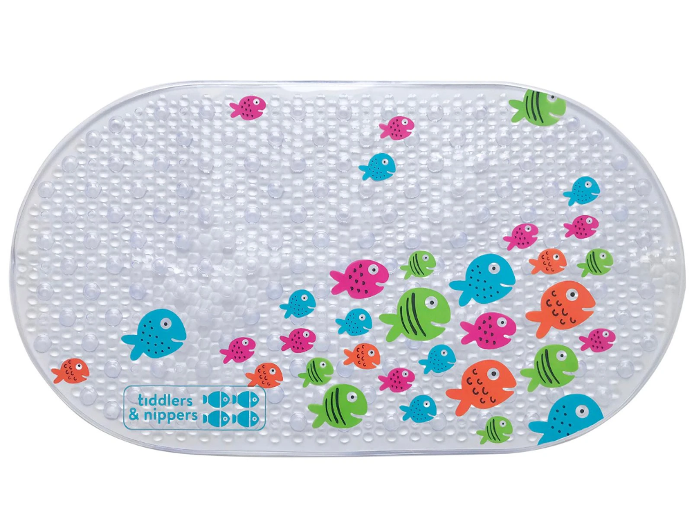 Kids Baby Non Slip Anti Mould Bath Mat Kids Bath Mat Kids
