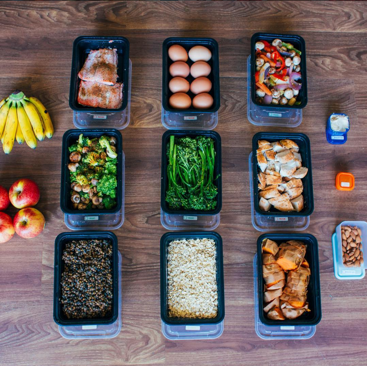 Buffet-Style Meal Prep By Meowmeix  Health, Wellness -2644