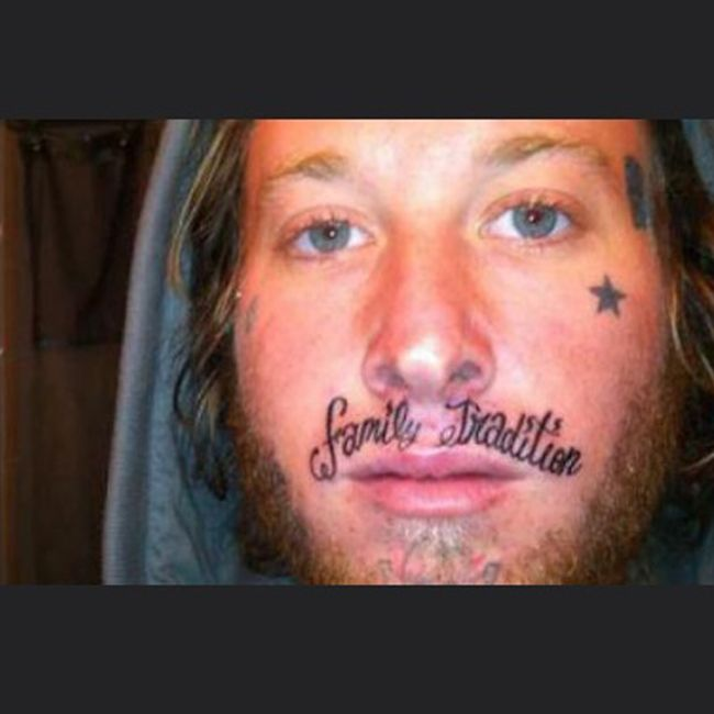 The Buzz Trend Worst Tattoo Fails Ever! Page 21