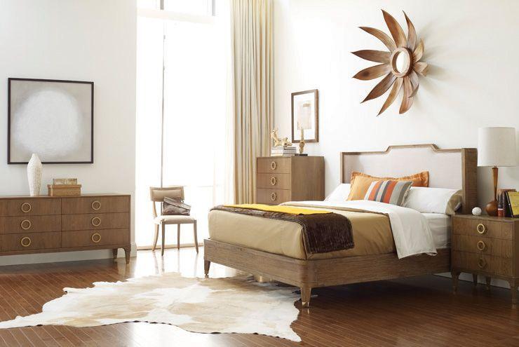 Brownstone Furniture   Atherton Teak Bedroom