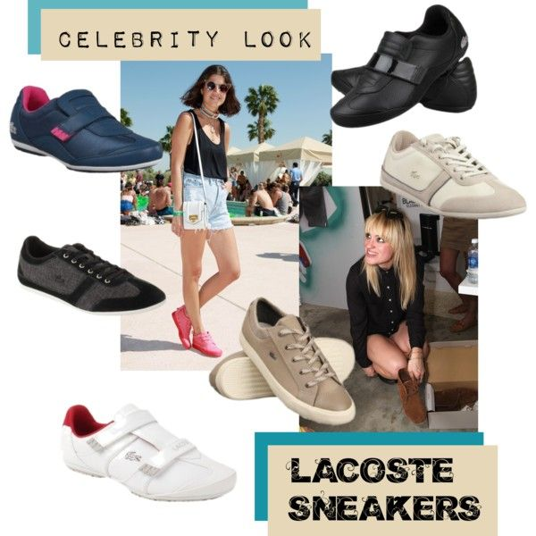 445037cca14f Celebrity Look  Stay on Trend with Lacoste Sneakers