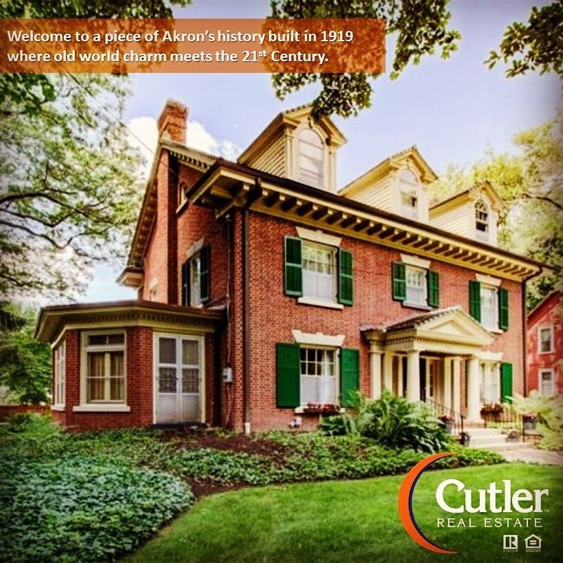 Beautifully restored west akron home for sale real