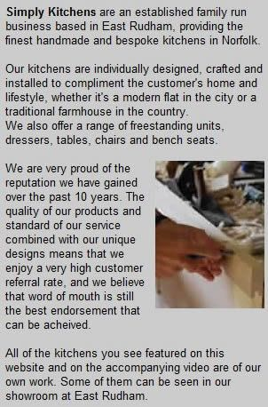 simply kitchens - kitchen designers & installers - east rudham