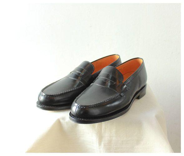[Jalan Sriwijaya] Penny loafers  - takanna.com #shoes #loafers