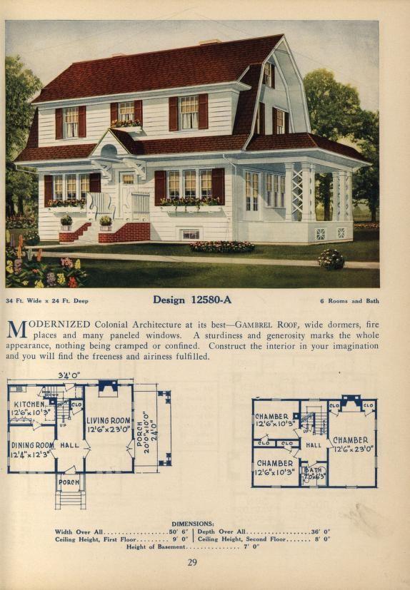 Deyo s book of homes House Floor Plans in 2019