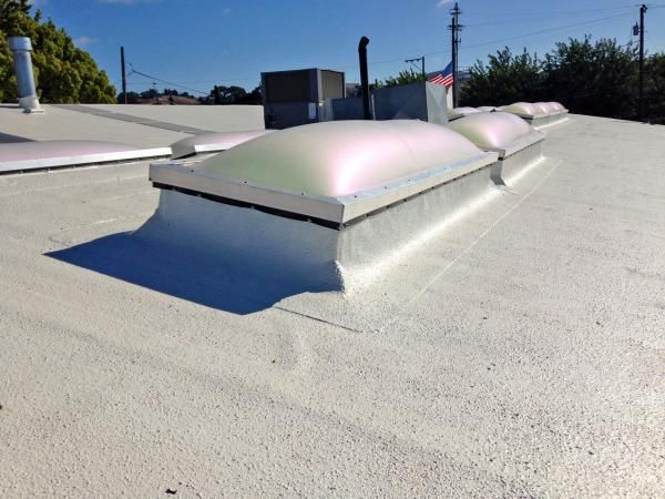 Great Springstowne Library Vallejo, CA State Roofing Systems EcoSky3   E3CS Units