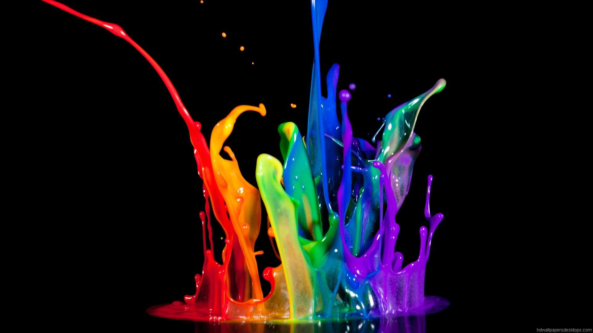 And Hq Stuff Rainbows Icp