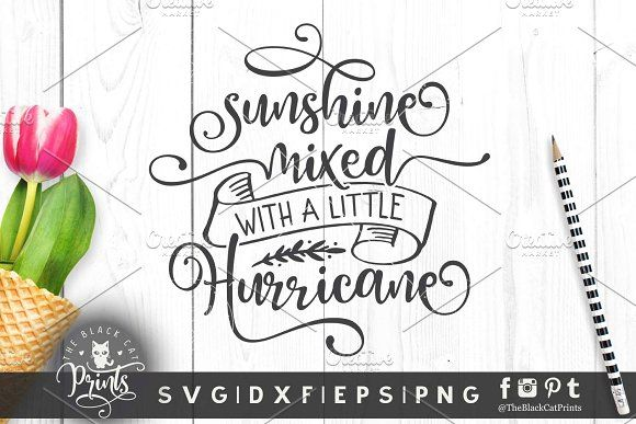 Download Sunshine mixed with hurricane SVG | Apron designs, Cricut ...